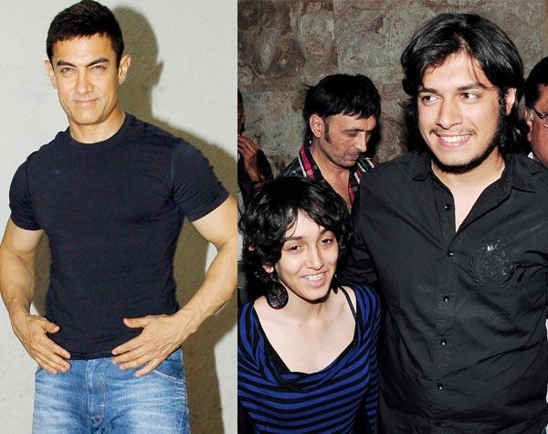 Aamir Khan said his Children Watched QSQT for the first time Aamir Khan said his Children Watched QSQT for the first time