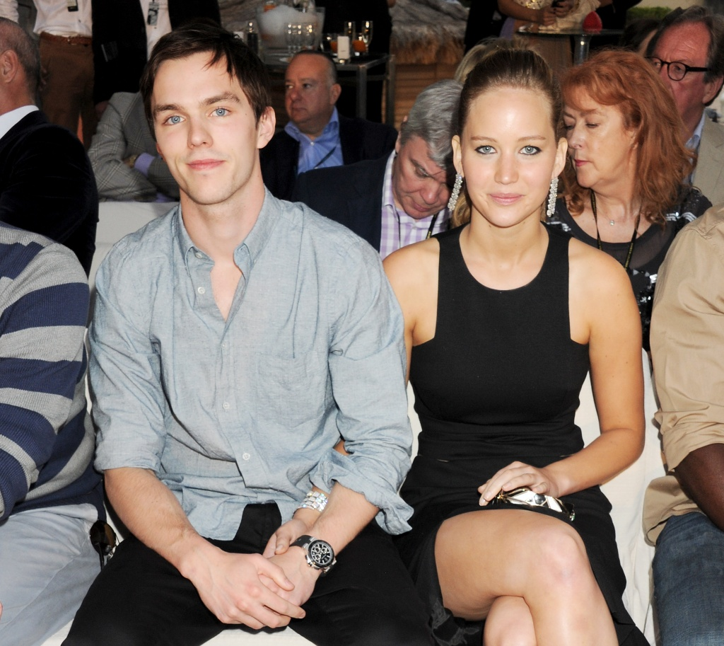 Jennifer Lawrence and Nicholas Hoult spark reconciliation rumours Jennifer Lawrence and Nicholas Hoult spark reconciliation rumours