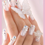Latest Nail Designs Trends For Short & Long Nails 2013-1
