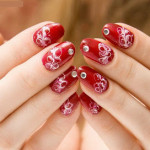 Latest Nail Designs Trends For Short & Long Nails 2013-2