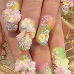 Latest Nail Designs Trends For Short & Long Nails 2013-3
