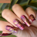 Latest Nail Designs Trends For Short & Long Nails 2013-4