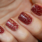 Latest Nail Designs Trends For Short & Long Nails 2013-5