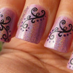 Latest Nail Designs Trends For Short & Long Nails 2013-7