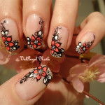 Latest Nail Designs Trends For Short & Long Nails 2013-8