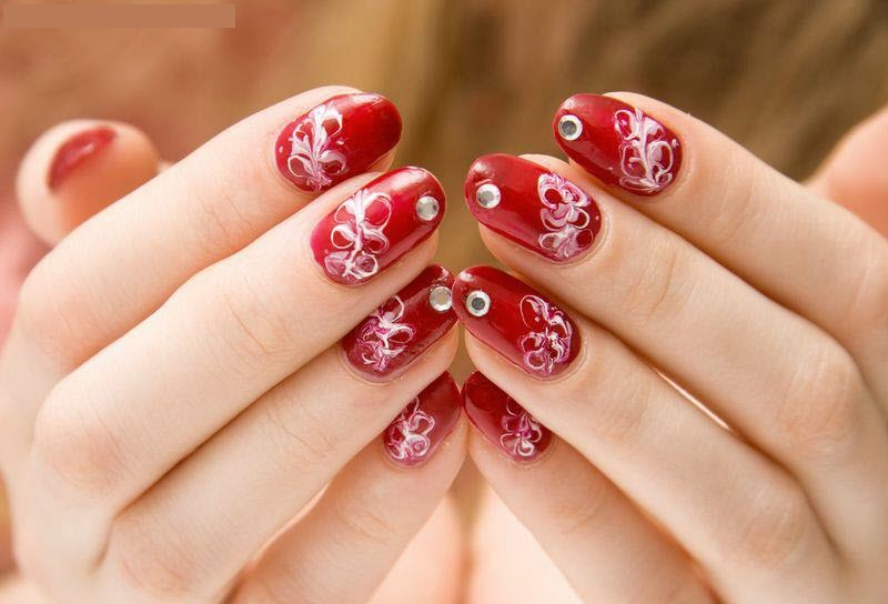Latest Nail Designs Trends For Short Long Nails 2013 Latest Nail Designs Trends for Short & Long Nails 2013