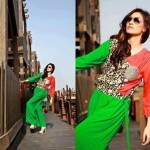Latest Spring Collection 2013 For Girls Parre by Arooba Zulfiqar-2
