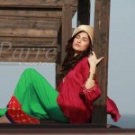 Latest Spring Collection 2013 For Girls Parre by Arooba Zulfiqar-7