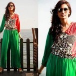 Latest Spring Collection 2013 For Girls Parre by Arooba Zulfiqar-8