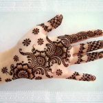 New Bridal Mehndi Designs 2013 for Girls-1