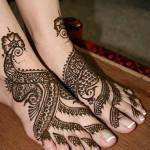 New Bridal Mehndi Designs 2013 for Girls-2
