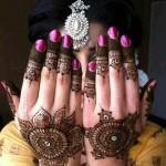New Bridal Mehndi Designs 2013 for Girls-3