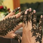 New Bridal Mehndi Designs 2013 for Girls-4