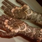 New Bridal Mehndi Designs 2013 for Girls-5