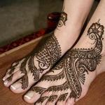 New Bridal Mehndi Designs 2013 for Girls-6