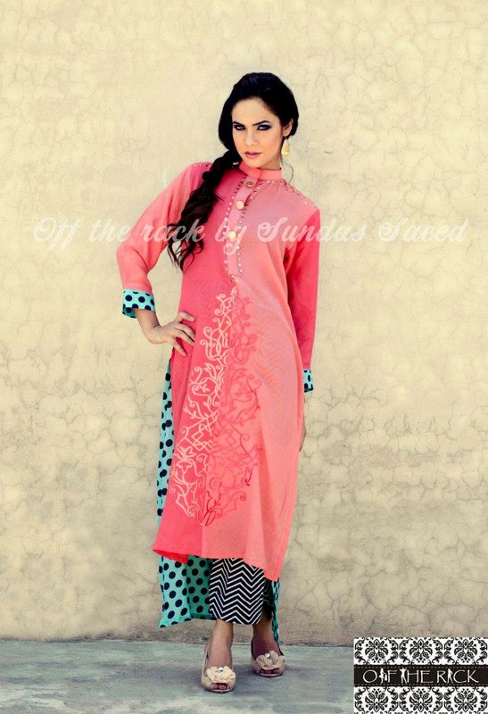 Off the Rack dresses collection 2013 by Sundas Saeed Off the Rack dresses collection 2013 by Sundas Saeed