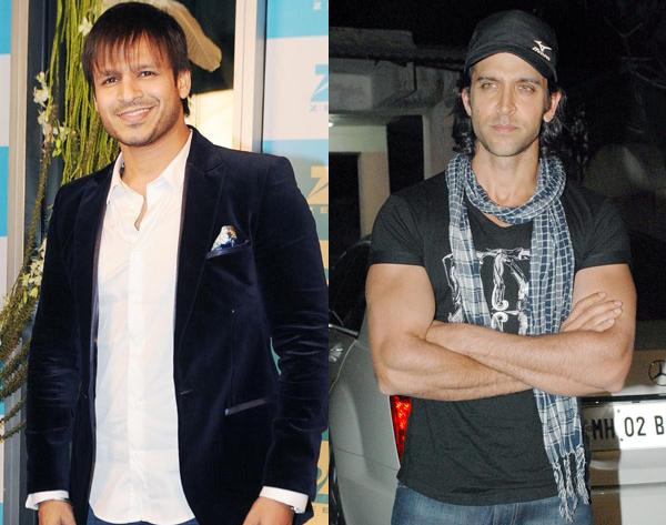 Vivek Oberoi is excited to work with Hrithik Roshan Vivek Oberoi is excited to work with Hrithik Roshan