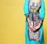 Zahra Ahmad Latest Summer Dresses Collection 2013 for Girls-12