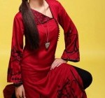 Zahra Ahmad Latest Summer Dresses Collection 2013 for Girls-2