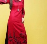 Zahra Ahmad Latest Summer Dresses Collection 2013 for Girls-3