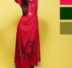 Zahra Ahmad Latest Summer Dresses Collection 2013 for Girls-4