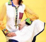 Zahra Ahmad Latest Summer Dresses Collection 2013 for Girls-7