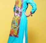 Zahra Ahmad Latest Summer Dresses Collection 2013 for Girls-8