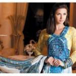 Eid Collection 2013 Monsoon Festivana Vol 2 by Al Zohaib Textiles-8
