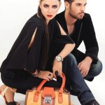 Latest Bridal Hand Bags & Footwear Collection by Borjan 2013