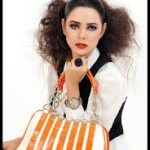 Latest Bridal Hand Bags & Footwear Collection by Borjan 2013-2