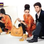 Latest Bridal Hand Bags & Footwear Collection by Borjan 2013-5