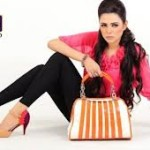 Latest Bridal Hand Bags & Footwear Collection by Borjan 2013-6