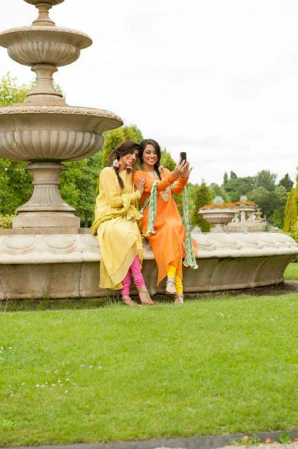 Beautiful PinkTree Eid Dresses Collection 2013 For Girls