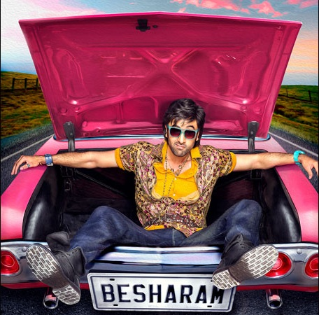 Besharam Movie Promo shown to destitute kids Honey Singh Sings in Besharam (2013) for Ranbir Kapoor