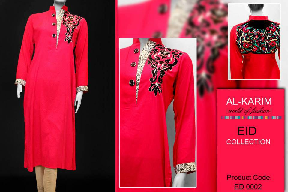 Eid Collection 2013 With Price 2400 by Alkarim
