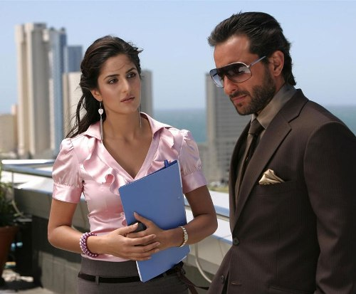 Katrina Kaif and Saif pair in Kabir Khan's next