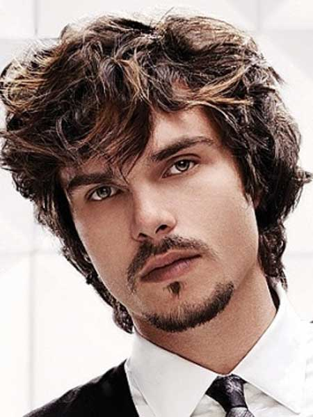 Latest & Beautiful Hairstyles for Men 2013