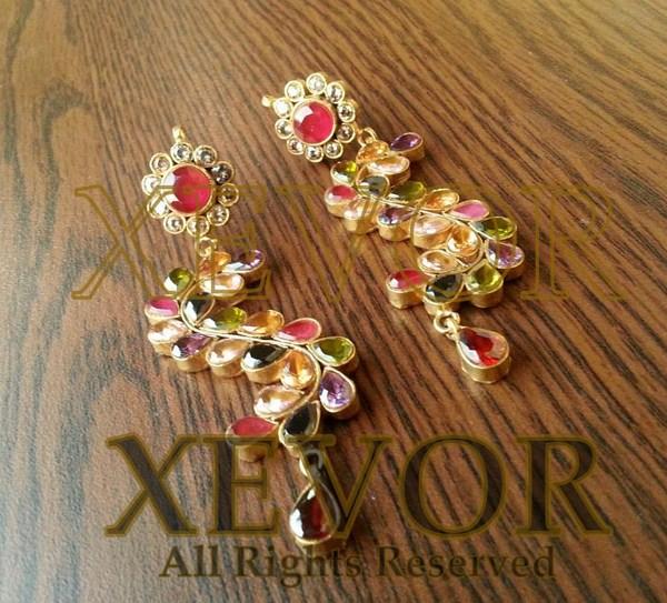 Latest Xevor Wedding Jewellery for Women 2013