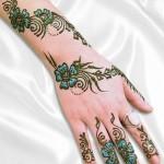 Stylish Pakistani and Arabic Mehndi Designs 2013-1