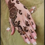 Stylish Pakistani and Arabic Mehndi Designs 2013-3