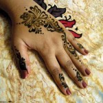 Stylish Pakistani and Arabic Mehndi Designs 2013-5