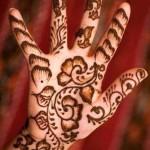 Stylish Pakistani and Arabic Mehndi Designs 2013-6