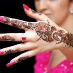 Stylish Pakistani and Arabic Mehndi Designs 2013-8