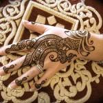 Stylish Pakistani and Arabic Mehndi Designs 2013-9
