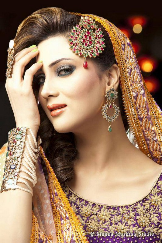 Anum Yazdani Bridal Stones Jewelry Designs 2013 Anum Yazdani Bridal Stones Jewelry Designs 2013