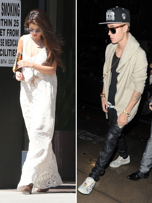 Justin Bieber & Selena Gomez Finally Stop Talking