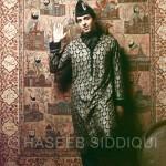 Kurta Collection for Men 2013 by Jazib Qamar-2