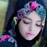 Latest Arabic Scarf Fashion 2013-14-(8)