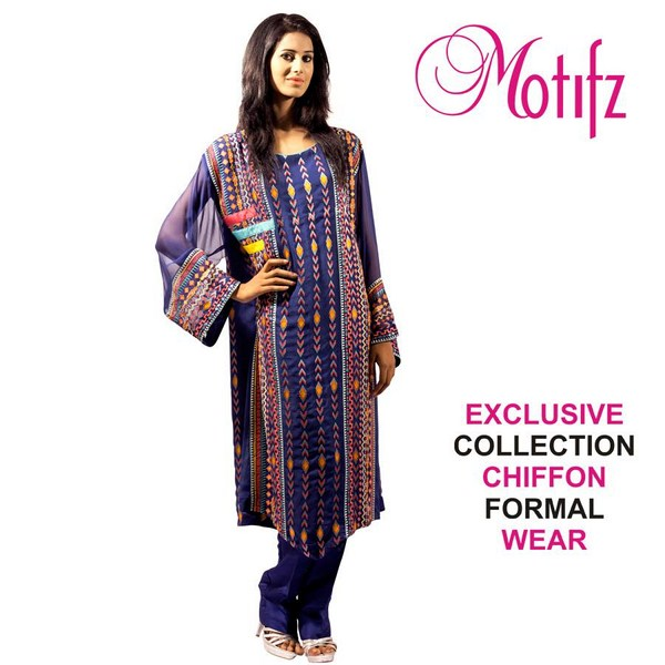 Motifz Formal Wear Collection 2013 for Women Motifz Formal Wear outfits Collection 2013 for Women