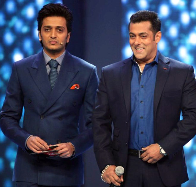 Riteish Deshmukh said Salman Khan Speaks Great Marathi